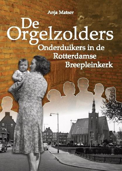 Boek Onderduikers in de Rotterdamse Breepleinkerk